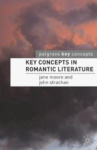 Picture of Key Concepts in Romantic Literature