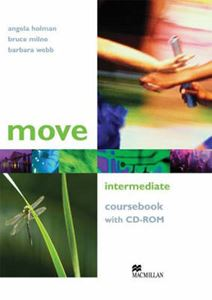 Picture of Move Intermediate: Coursebook with CD-ROM