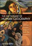 Picture of Dictionary of Human Geography 5ed