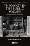 Picture of Theology in the Public Square: Church, Academy and Nation