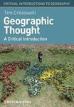Picture of Geographic Thought: A Critical Introduction