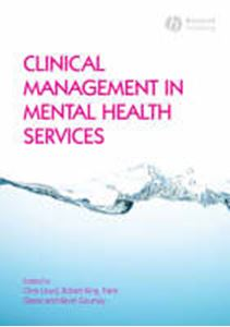 Picture of Clinical Management in Mental Health Services