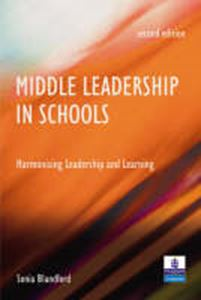 Picture of Middle Leadership in Schools 2ed