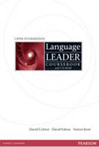 Picture of Language Leader Coursebook and CDRom Upper Intermediate Coursebook