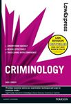 Picture of Law Express: Criminology (Revision Guide)
