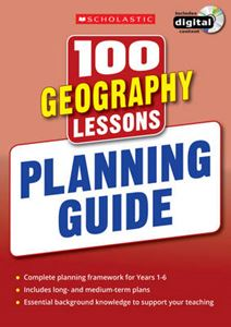 Picture of 100 Geography Lessons: Planning Guide
