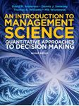 Picture of Introduction to Management Science: Quantative Approaches to Decision Making 2ed