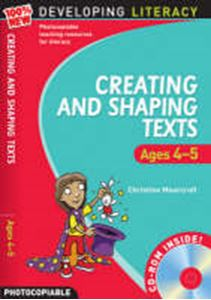 Picture of New Developing Literacy: Creating and Shaping Texts Ages 4-5