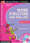 Picture of Word:structure & spelling ages 7-8