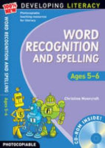 Picture of New Developing Literacy - Word: Recognition and Spelling Ages 5-6