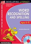Picture of New Developing Literacy - Word: Recognition and Spelling Ages 4-5