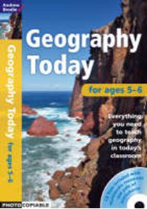 Picture of Geography today for ages 5-6