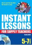 Picture of Instant lessons for supply teachers years 5-7