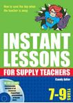Picture of Instant lessons for supply teachers Years 7-9