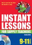 Picture of Instant Lessons for Supply Teachers 9-11