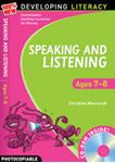 Picture of Speaking & listening ages 7-8