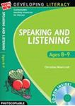 Picture of Speaking & listening ages 8-9