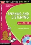 Picture of Speaking & listening ages 10-11