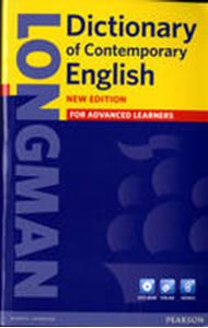 Picture of Longman Dictionary of Contemporary English