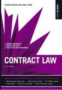 Picture of Contract Law 2ed