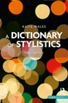 Picture of Dictionary of Stylistics 3ed