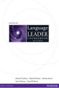 Picture of Language Leader Advanced Coursebook and CD Rom Pack