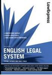 Picture of English Legal System 3ed