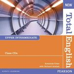 Picture of New Total English Upper Intermediate Class Audio CD