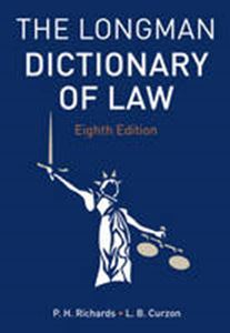 Picture of Dictionary of Law Pack