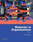 Picture of Behaviour In Organizations 10ed