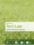 Picture of Tort Law 8ed