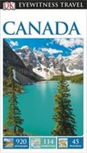 Picture of DK Eyewitness Travel Guide: Canada