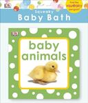 Picture of Squeaky Baby Bath Book Baby Animals