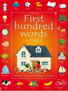 Picture of First Hundred Words in English
