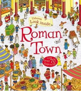 Picture of Look Inside a Roman Town