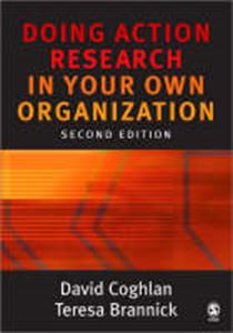 Picture of Doing action research in your own organization