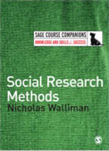 Picture of Social Research Methods
