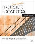 Picture of First (and Second) Steps in Statistics 2ed