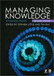 Picture of Managing Knowledge 2ed