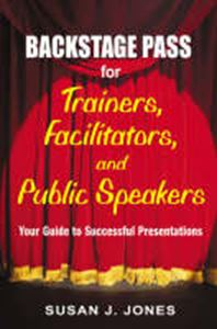 Picture of Backstage Pass for Trainers, Facilitators, and Public Speakers