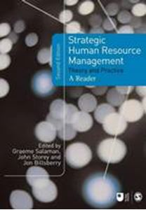 Picture of Strategic Human Resource Management Theory and Practice : A Reader 2ed
