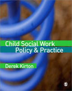 Picture of Child social work; policy & practice