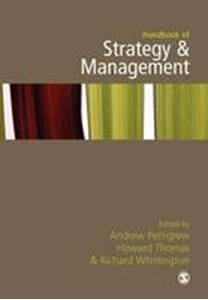 Picture of Handbook of strategy & management