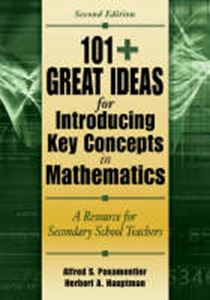 Picture of 101+ Great Ideas for Introducing Key Concepts in Mathematics