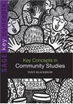 Picture of Key Concepts in Community Studies
