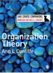 Picture of Organization Theory