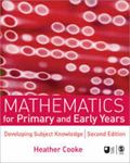 Picture of Mathematics for Primary and Early Years: Developing Subject Knowledge