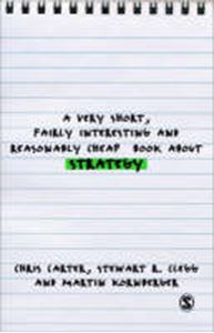 Picture of Very Short, Fairly Interesting and Reasonably Cheap Book About Studying Strategy