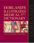 Picture of Dorland'sIllustrated Medical Dictionary 31ed £32.99