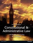 Picture of Constitutional & Administrative Law 16th Ed